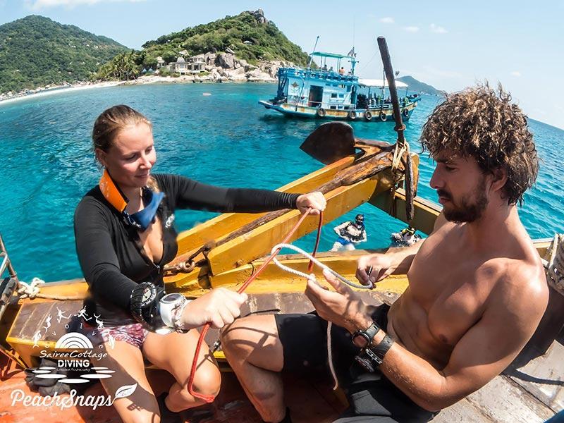 Koh Nangyuan Diving