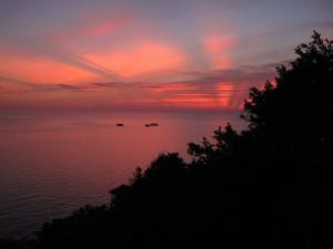 Koh Tao Paradise Sunset