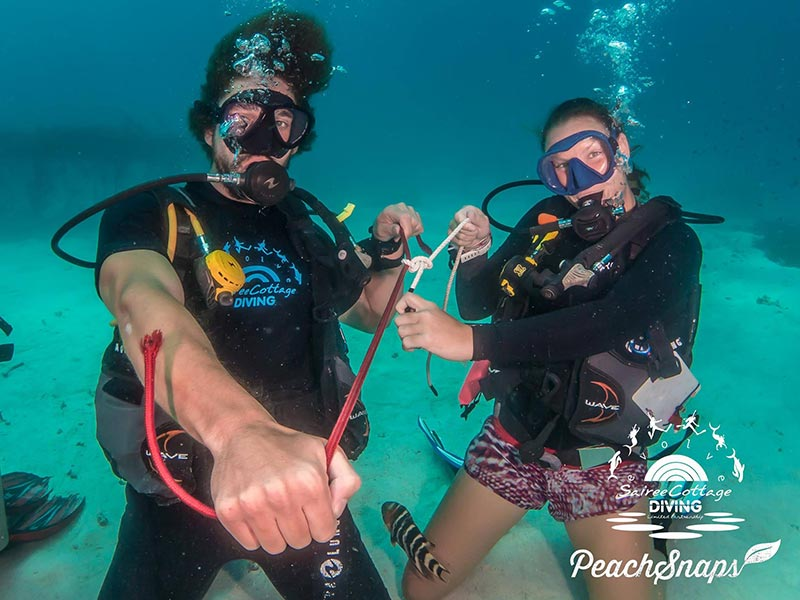 Learn Your Knots Padi Divemaster