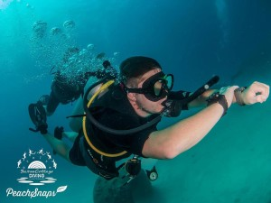 Search Pattern Divemaster Course