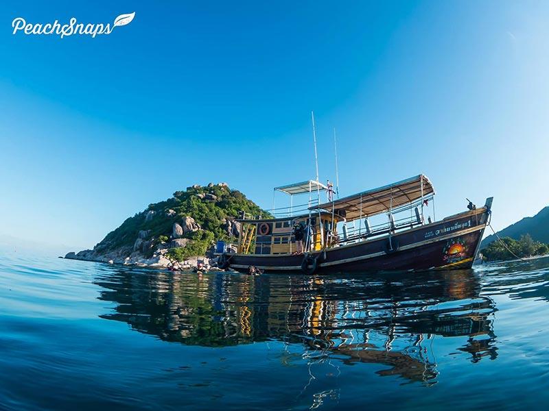 Divemaster Boat