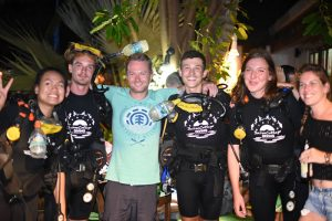 Sairee Cottage Diving Divemaster Program