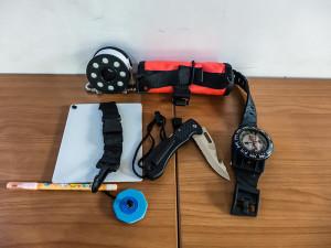 Koh Tao Divemaster Safety Kit